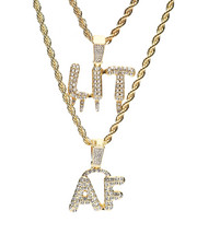 Accessories - Lit AF Double Rope Chain-2371685