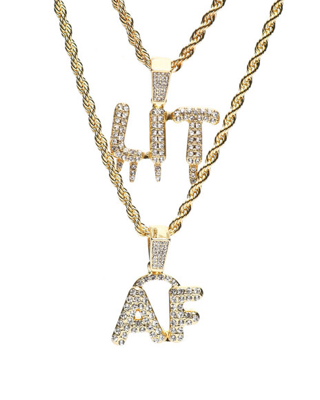 Buyers Picks - Lit AF Double Rope Chain