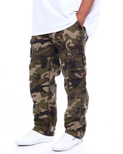 Jeans & Pants - Twill Cargo Pant (B&T)-2370246