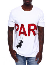 Shirts - PARKING TEE BANKSY-2371753