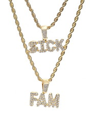 Buyers Picks - Sick Fam Double Rope Chain-2371676