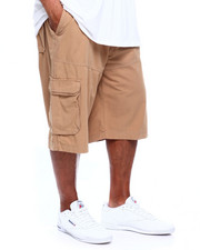 Men - Adventure Belted Cargo Short (B&T)-2370195
