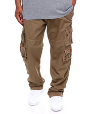 Jeans & Pants - Twill Cargo Pant (B&T)-2370286