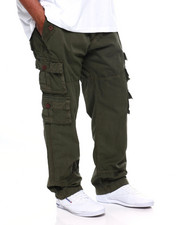Jeans & Pants - Twill Cargo Pant (B&T)-2370273