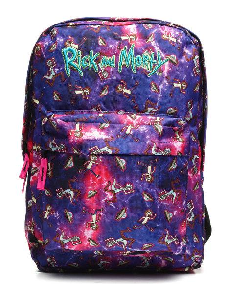 Buyers Picks - Galaxy Rick & Morty Backpack
