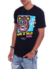 BAWS LIFE - Crazy Baws 8 Bit Tee-2372029