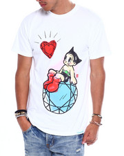 Men - DMND X ASTRO BOY ASTRO HEART TEE-2372122