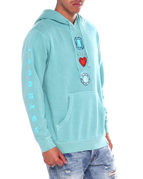 Diamond Supply Co - DMND X ASTRO BOY HOODIE SOARING HIGH HOODIE