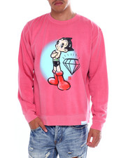 Men - DMND X ASTRO BOY MIGHTY ATOM CREWNECK-2372081