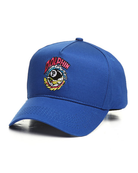 Pink Dolphin - Dolphin 8-Ball Snapback Hat