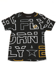 Born Fly - All Over Print Tee (2T-4T)-2372144