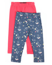Bottoms - Leggings Twin Pack (2T-4T)-2372169