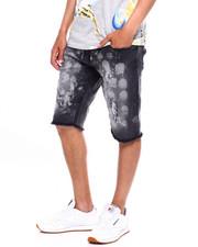 Shorts - BLEACH SPLATTER DENIM SHORT-2372458