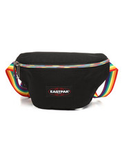 Bags - Springer Rainbow Black Fanny Pack (Unisex) -2372537