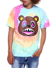 BAWS LIFE - CRAZY Pastel Tie Dye BAWS Tee-2372368
