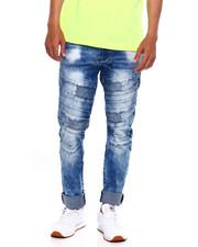 Shorts - BLEACH SPLATTER DENIM SHORT-2372507