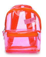 Bags - Orbit XS Fluo Pink Film Backpack (Unisex)-2372534