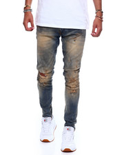 Jordan Craig - Ross Skinny fit Distressed Jean-2373105