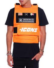 Outerwear - Icon Reflective Vest-2373128