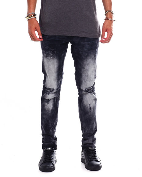Copper Rivet - premium wash rip and repair jean