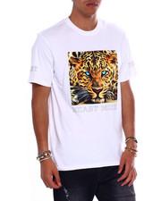 T-Shirts - Beast Mode Rhinestone Tee-2373213