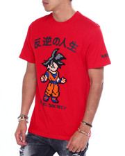 T-Shirts - Chenille Anime Tee-2373199