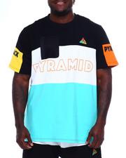 Black Pyramid - Blocks Shirt (B&T)-2373379
