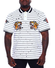 SWITCH - Printed Polo W/Patches (B&T)-2373555