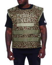 Vests - Makobi Public Enemy Vest (B&T)-2371610