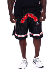 Shorts - Arched Drip B-Ball Short (B&T)-2372502