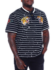 SWITCH - Printed Polo W/Patches (B&T)-2373579