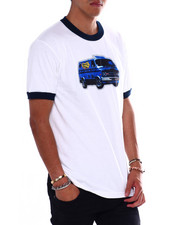 T-Shirts - ALOHA MR HAND BEASTIE BOYS RINGER TEE-2372757