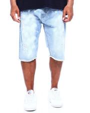 Shorts - Denim Short Rip + Repair (B&T)-2372675