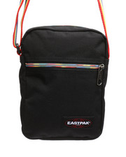 Bags - The One Rainbow Black Shoulder Bag (Unisex)-2372539