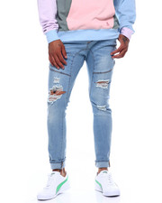 Kuwalla - Slasher Denim Trouser-2373724