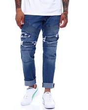Jeans - Blown out moto Jean-2373784