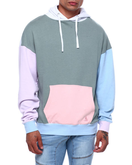 Kuwalla - Perfect colorblock Hoodie 2.0