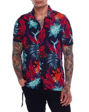 Spring-Summer-M - Beach Shirt - TROPICAL-2373655