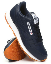 Reebok - Classic Leather Gum Sneakers-2373852