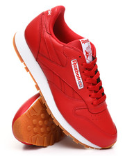 Reebok - Classic Leather Gum Sneakers-2373979