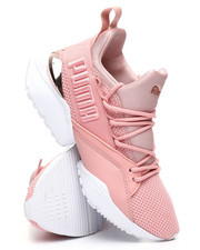 Puma - Muse Maia Metallic Rose Sneakers-2374151