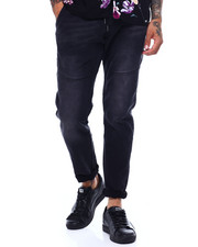 Kuwalla - Knit Denim Trouser-2373728