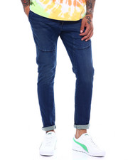 Kuwalla - Knit Denim Trouser-2373732