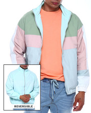 Outerwear - Reversible Track Jacket-2373710