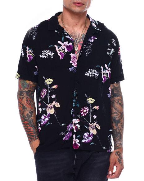 Kuwalla - Beach Shirt - floral