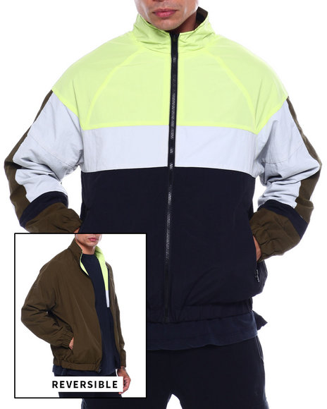 Kuwalla - Reversible Track Jacket