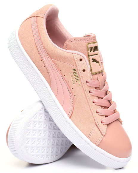 Puma - Suede Shimmer Sneakers