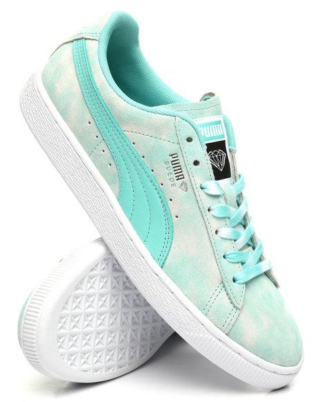 Puma - Puma x Diamond Supply Co. Suede Sneakers