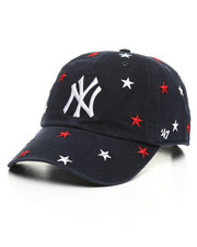 '47 - NY Yankees Confetti Clean Up Strapback Hat-2372522