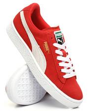 Puma - Suede Jr Sneakers (4-7)-2374886